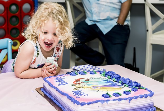 The Village Play Cafe hosts birthday parties for little kids ages 5 and under.