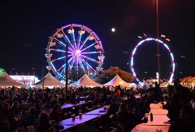 Tinley Park Oktoberfest closely resembles the traditional Oktoberfest held in Munich, Bavaria, Germany. Photo courtesy of the fest