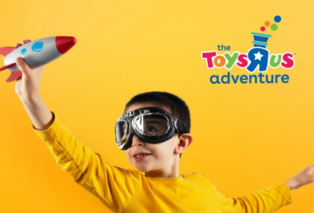 The Toys R Us Adventure will be an immersive, indoor playground pop-up.
