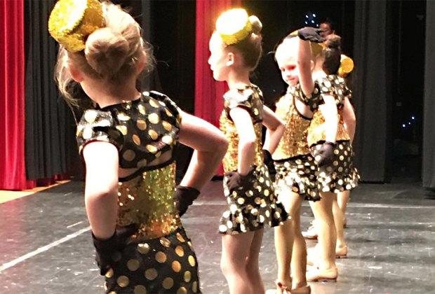 Triangle Dance Center. Photo courtesy of the center