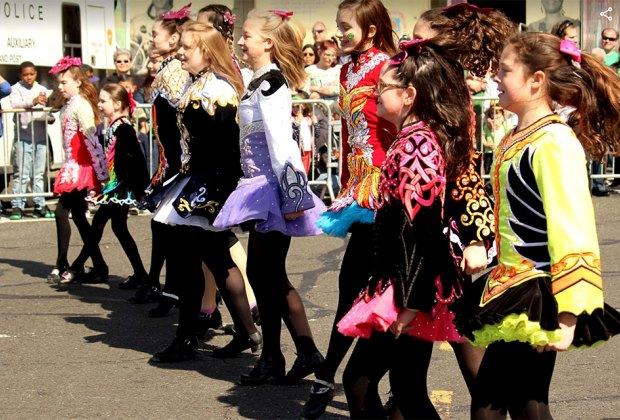 The Union County St. Patrick's Day Parade kicks off at 1pm on Saturday. Photo courtesy of the parade organizers
