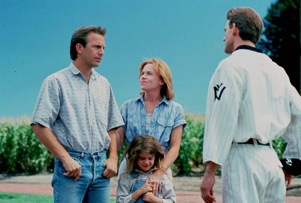 See the classic baseball flick Field of Dreams in Cold Spring's Dockside Park. Photo courtesy of Universal Studios