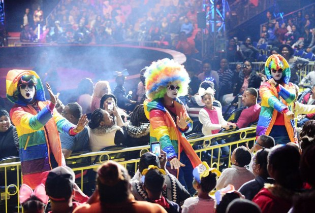 UniverSoul Circus brings funky fun to Mount Vernon! Photo courtesy of the circus
