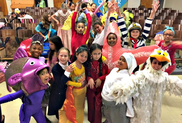 Photo courtesy of Upstage Theatre Arts Schools