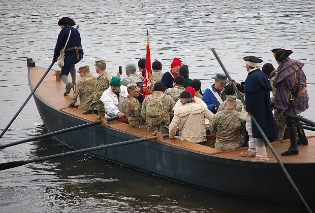 Photo courtesy of Washington Crossing Historic Park