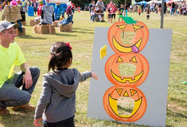 Enjoy kids games and more at the Wildwood Fall Festival. Photo courtesy of the festival