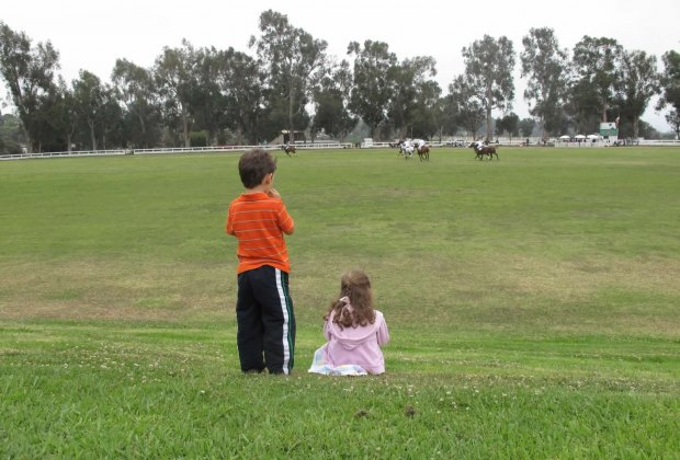 The Best Parks in LA Where Kids Can Run and Play: WIll Rogers State Park