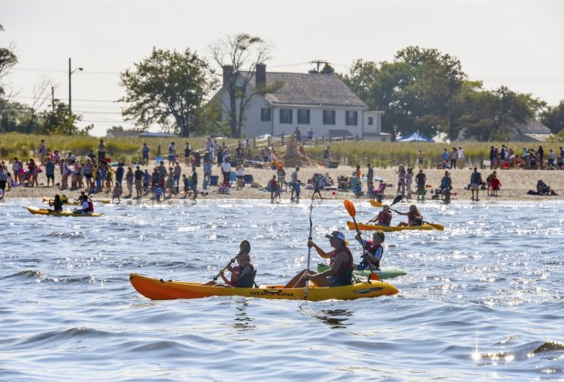 Get out on the water at the Wind and Sea Festival. Photo courtesy of Monmouth County