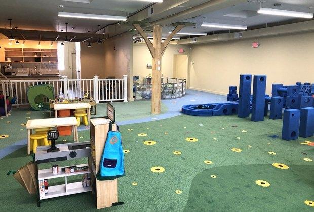 Hit Pop-in! Play Space for indoor winter fun