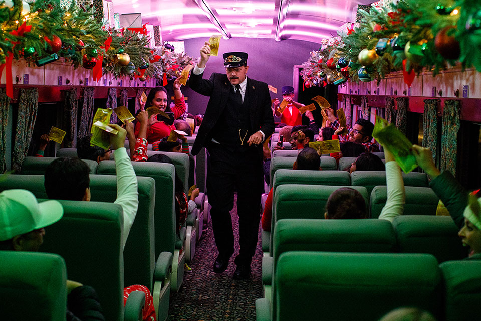 Christmas Train Ride Nj.Polar Express And Christmas Trains For New Jersey Kids