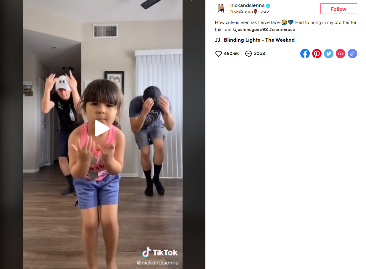 Best Easy Tiktok Dances For Kids And Families To Try Mommypoppins Things To Do In New York City With Kids
