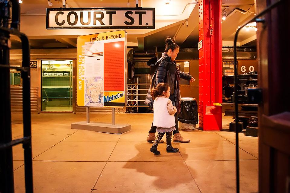 50 Court Street On Subway Map.New York Transit Museum An Amazing Underground Museum