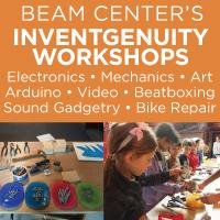 Beam Cennter Inventgenuity Workshops