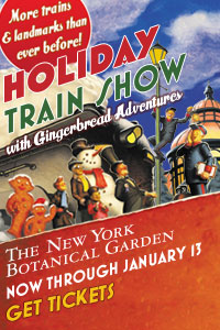 Holiday deals nybg holiday train show live theater - New york botanical garden tickets ...