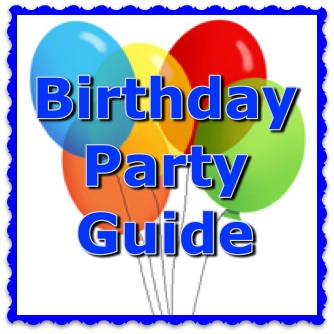 Birthday Party Guide for Los Angeles & Orange County Kids