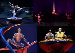 Cirque du Soleil at Santa Monica Pier