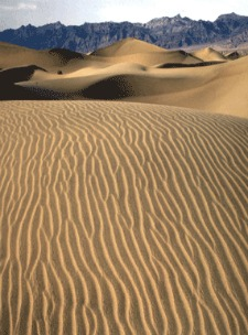 Death Valley with Kids: Sand dunes straight out of Star Wars