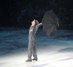 Kurt Browning in Stars on Ice - Anaheim 2013