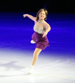 Dorothy Hamill in Stars on Ice - Anaheim 2013