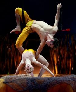 Cirque du Soleil's TOTEM at Santa Monica Pier