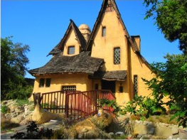 Witch's House - Spadena House - Beverly Hills