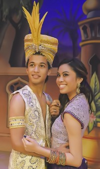 Aladdin and the Princess