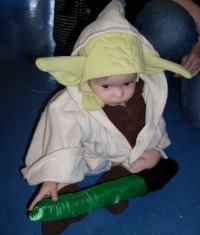 The Force is Strong in this One