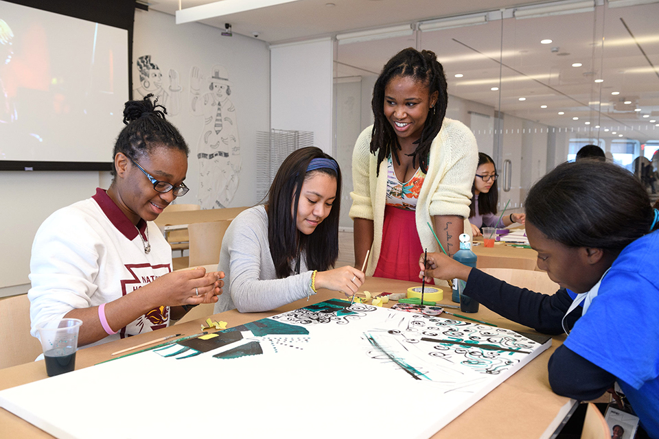 Free and Cheap After-School Programs for NYC Kids and Teens ...