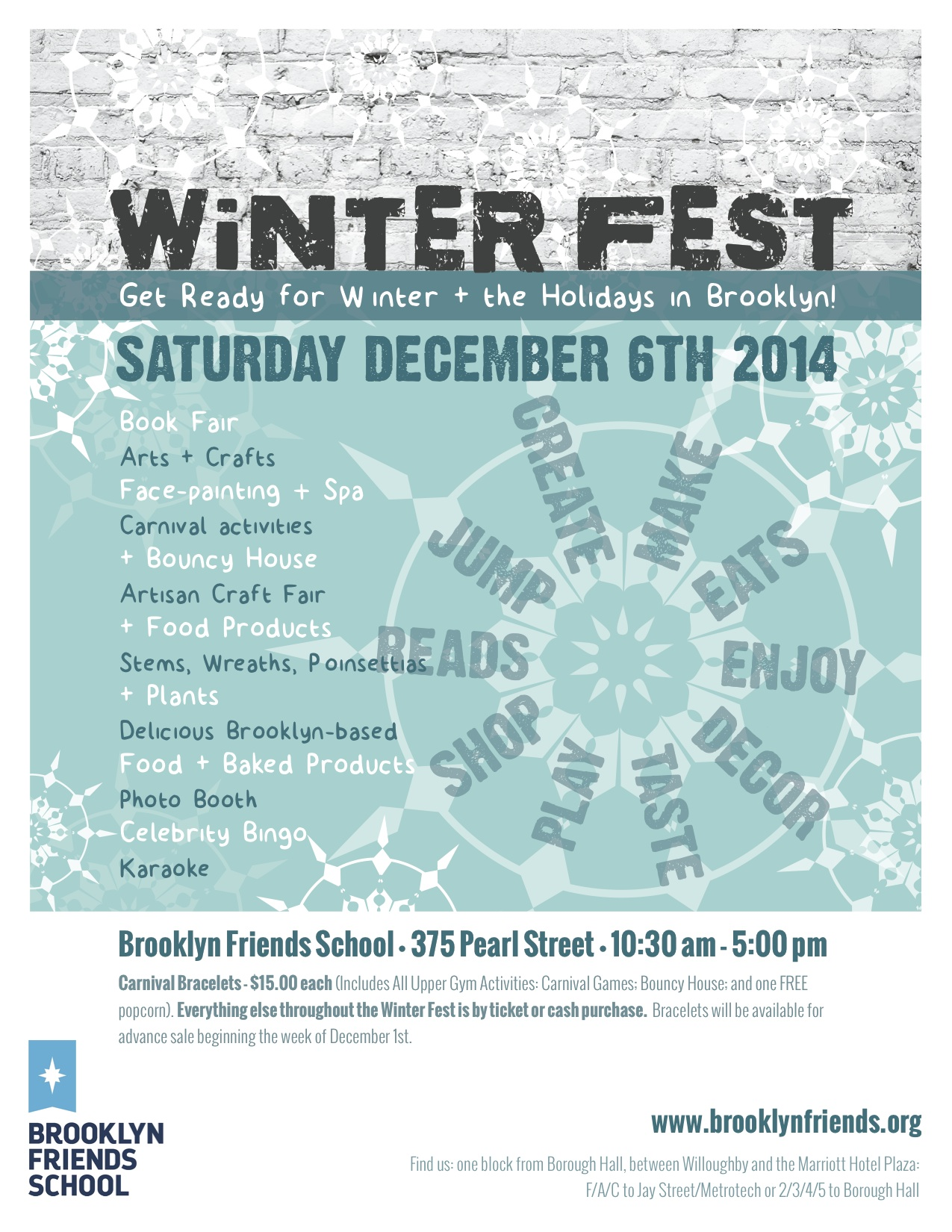 Family Winter Festival & Craft Fair | MommyPoppins - Things